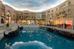 Recurso de Veneza, Macau, China: Imagem de Stock