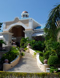 Recurso do hotel de luxo em México Imagem de Stock Royalty Free
