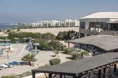 Recurso do hotel em Chipre Fotografia de Stock Royalty Free