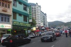 Recurso do monte de Brinchang fotos de stock