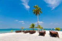Recurso do paraíso em Koh Mook Imagens de Stock