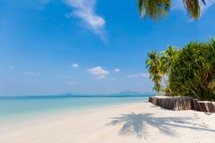 Recurso do paraíso em Koh Mook Fotos de Stock Royalty Free