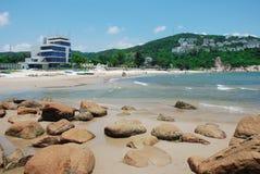 Recurso do Seashore Fotografia de Stock Royalty Free