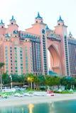 Recurso Dubai de Atlantis Imagem de Stock Royalty Free