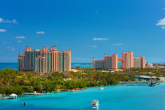 Recurso e casino de Atlantis Fotografia de Stock