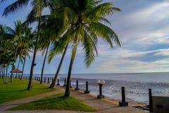 Recurso e termas do ` s Tanjung Aru do La de Shangri Fotos de Stock