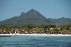 Recurso em Maurícia Foto de Stock Royalty Free