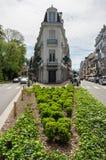 Recurso francês Aix-les-Bains Imagens de Stock