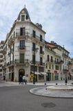 Recurso francês Aix-les-Bains Foto de Stock