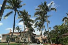 Recurso no Palm Beach, Florida de março-um-Lago Fotos de Stock