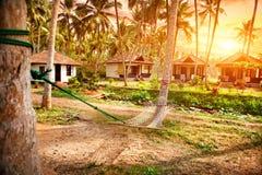 Recurso tropical fotos de stock