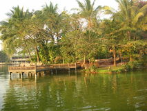 Recurso tropical Foto de Stock