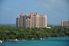 Recurso tropical Imagens de Stock Royalty Free