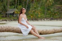 Recurso tropical Fotos de Stock Royalty Free