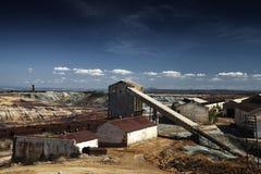Recursos abandonados Foto de archivo libre de regalías