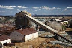 Recursos abandonados Fotografía de archivo