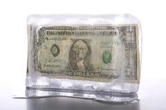 Recursos congelados Foto de Stock Royalty Free