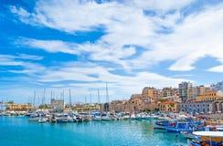 Recursos da Creta Fotografia de Stock Royalty Free