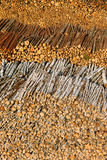 Recursos de la madera Imagen de archivo libre de regalías