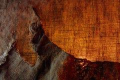Recursos gráficos La textura de la tela Fotos de archivo