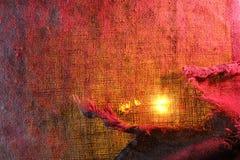 Recursos gráficos La textura de la tela Fotografía de archivo