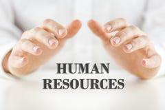 Recursos humanos foto de archivo