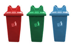 Recyclable. Color Category Stock Images