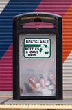 Recyclable container Stock Photos