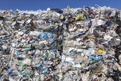 Recyclable Waste Stock Photography