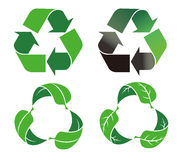 Recycle�logo Royalty Free Stock Photo