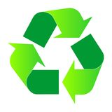 Recycle. All your trash today Stock Photography