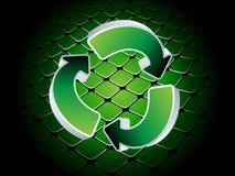 Recycle arrows Royalty Free Stock Photos