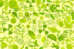 Recycle Background Royalty Free Stock Image