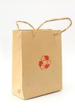 Recycle bag Royalty Free Stock Photo