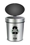 Recycle bin Stock Image