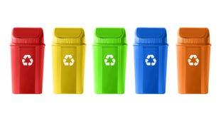 Free Recycle Bin Royalty Free Stock Photo - 18735055