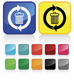 Recycle_bin Royalty Free Stock Photos