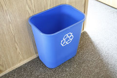 Recycle bin Royalty Free Stock Photos