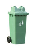 Recycle bin Stock Image