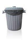 Recycle bin garbage trash Stock Images