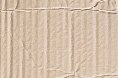 Recycle brown paper crumpled texture,Old paper surface for background. Recycle brown paper crumpled texture for deisgn ,Old paper surface for background stock images