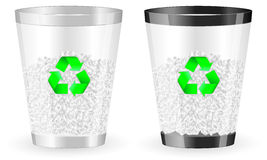 Recycle can Royalty Free Stock Images
