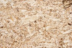 Recycle compressed wood surface Royalty Free Stock Photo