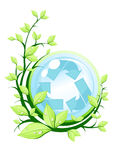 Recycle concept Stock Image