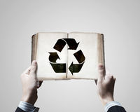 Recycle concept Stock Photos