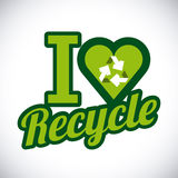 Recycle design Stock Photos