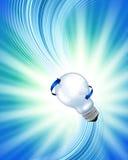 Recycle Energy concept Stock Photo