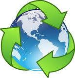 Recycle, Green, Earth, Environment Royalty Free Stock Photography