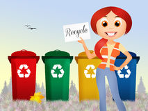 Recycle Stock Photography