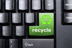Recycle key